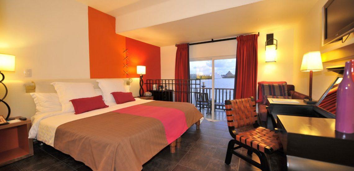 Club Med Cancun Yucatan - Balcon avec vue sur mer