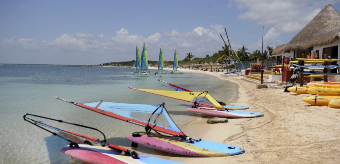 Club Med Cancun Yucatan - Planche à voile