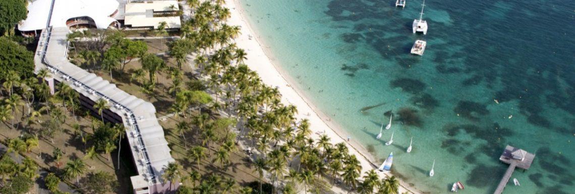 Club Med La Caavelle en Guadeloupe - La Plage