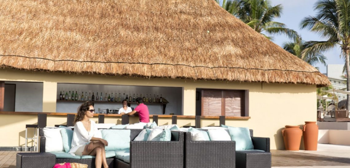 Club Med Cancun Yucatan - Bar Lounge