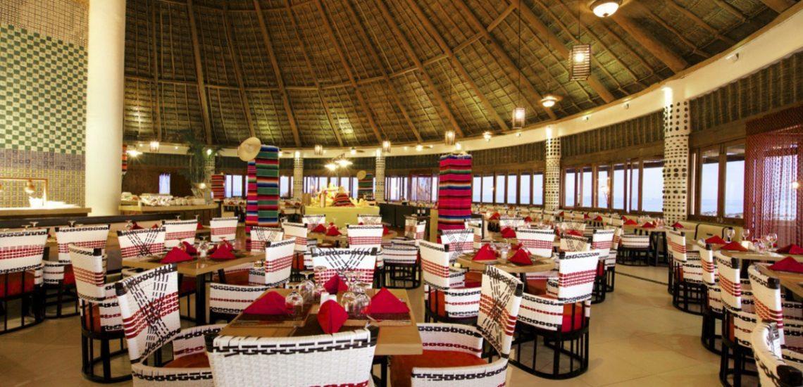 Club Med Cancun Yucatan -  Taco Arte, Beach Lounge