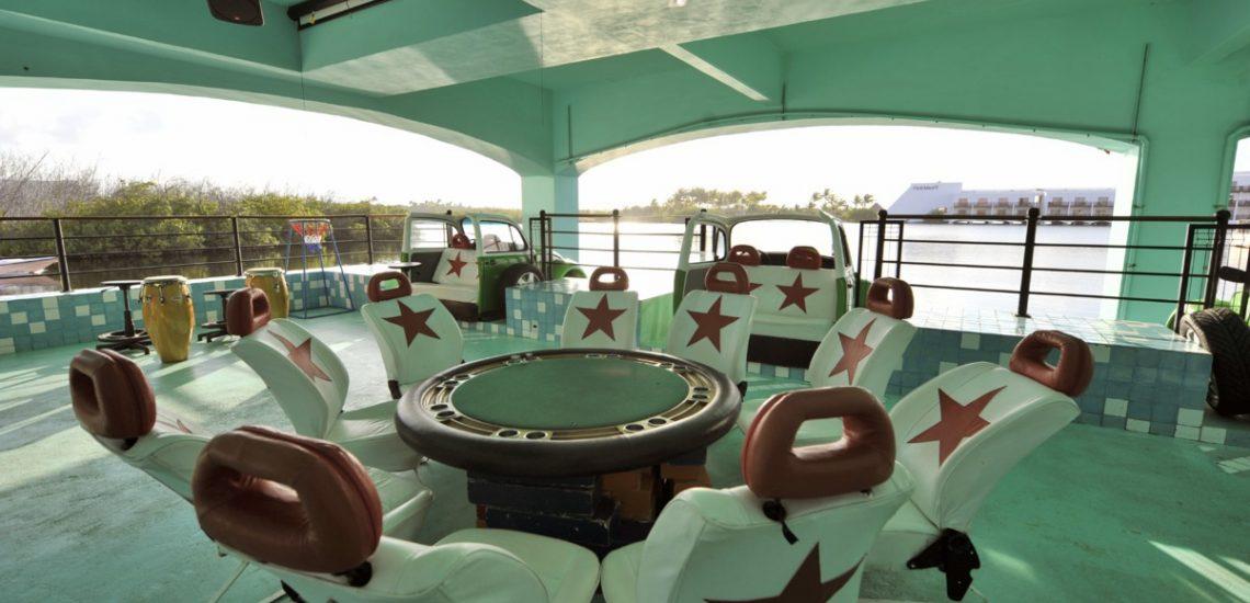 Club Med de Cancun au Yucatan - Espaces de jeux