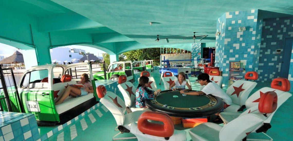 Club Med de Cancun au Yucatan - Pour petits et grands