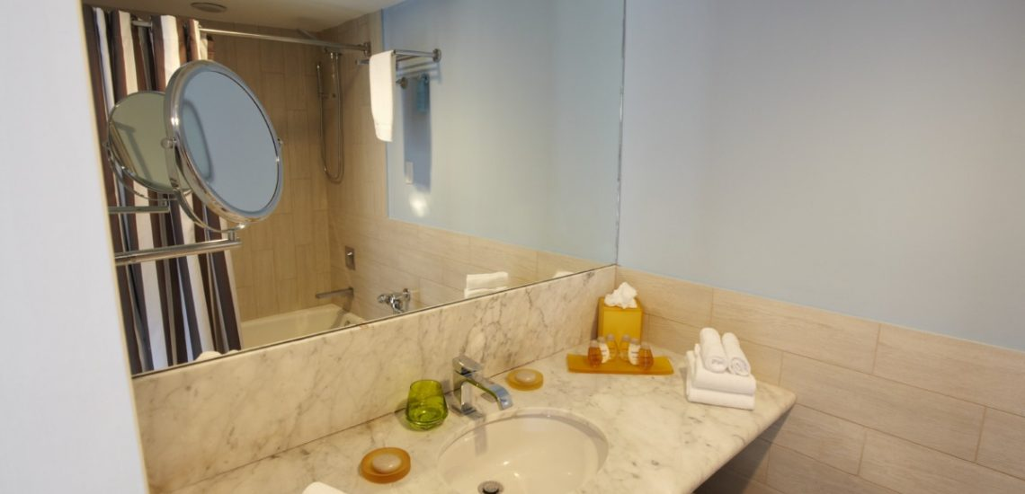 Photo intérieure chambre Club salle de bain