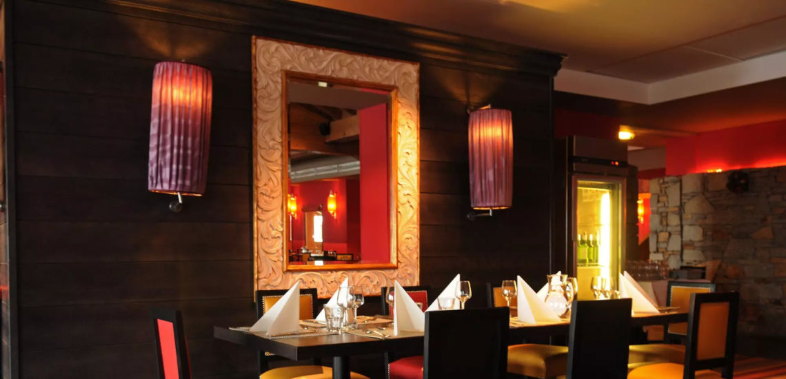 Club Med Peisey - Vallandry, en France - Photo de l'intérieur du restaurant la Vanoise