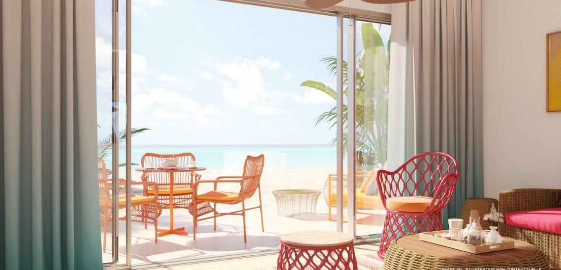Club Med Miches Playa Esmeralda, en République Dominicaine - Image de la suite Junior Paradis Caribéen Vue Mer