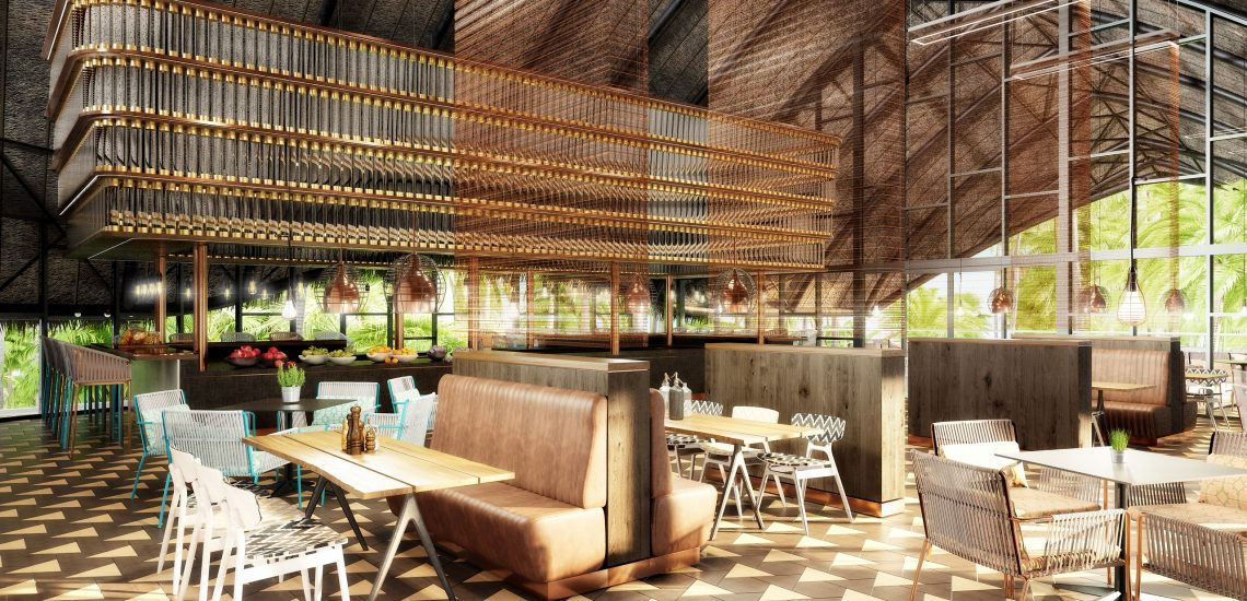 Club Med Miches Playa Esmeralda - Image du restaurant Coal and Copper Steakhouse