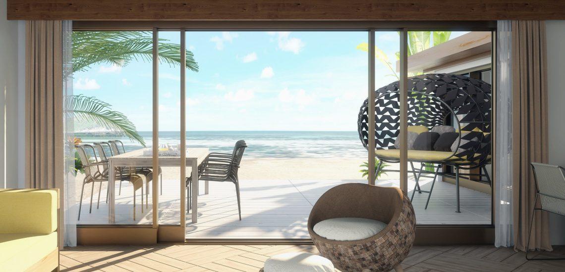 Club Med Miches Playa Esmeralda, en République Dominicaine - Image de la suite Famille Penthouse - Front de mer La Perla Style Baie des Explorateurs