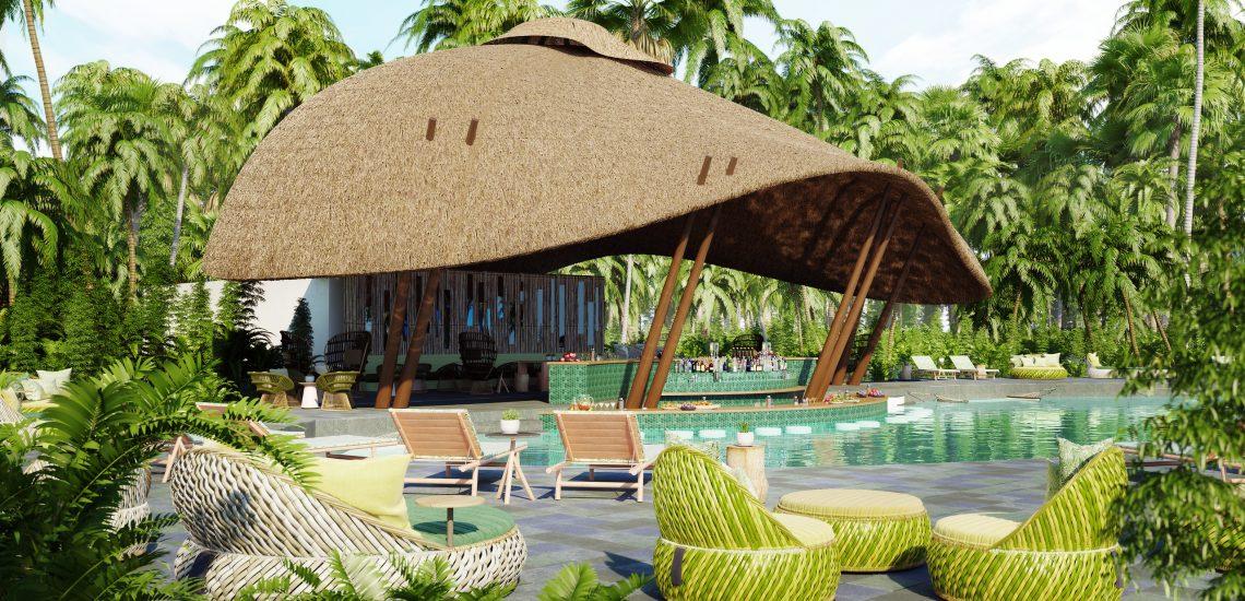 Club Med Miches Playa Esmeralda, en République Dominicaine - Image du bar bien-être