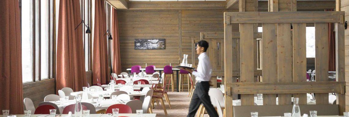 Club Med Arcs Extrême  -  Restaurant au meilleur prix