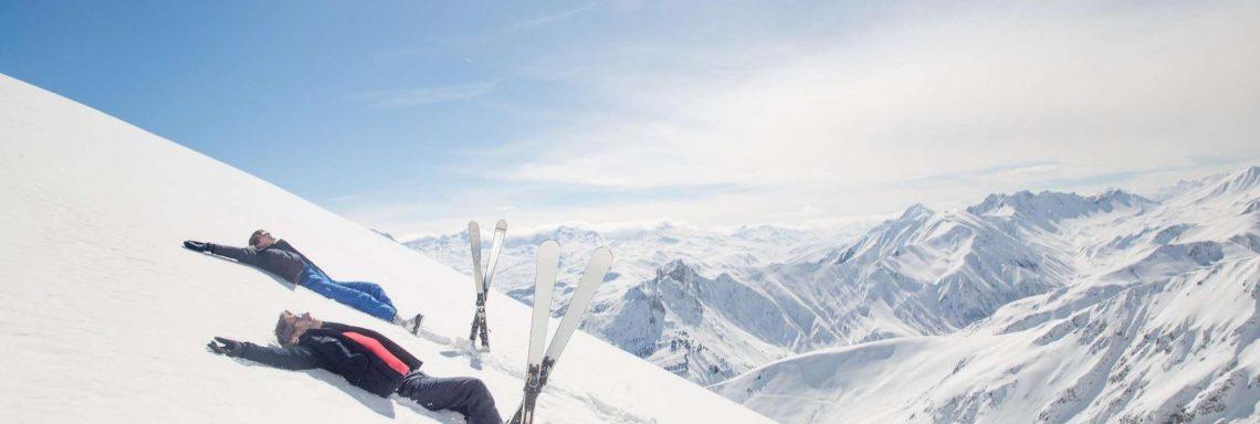 Club Med Arcs Extrême France Alpes - Ski au soleil