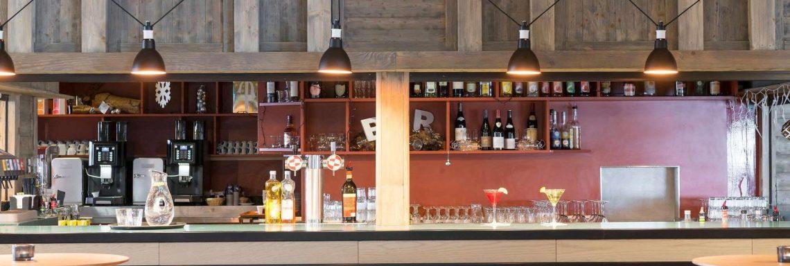 Club Med Arcs Extrême France Alpes - Le Bar Principal