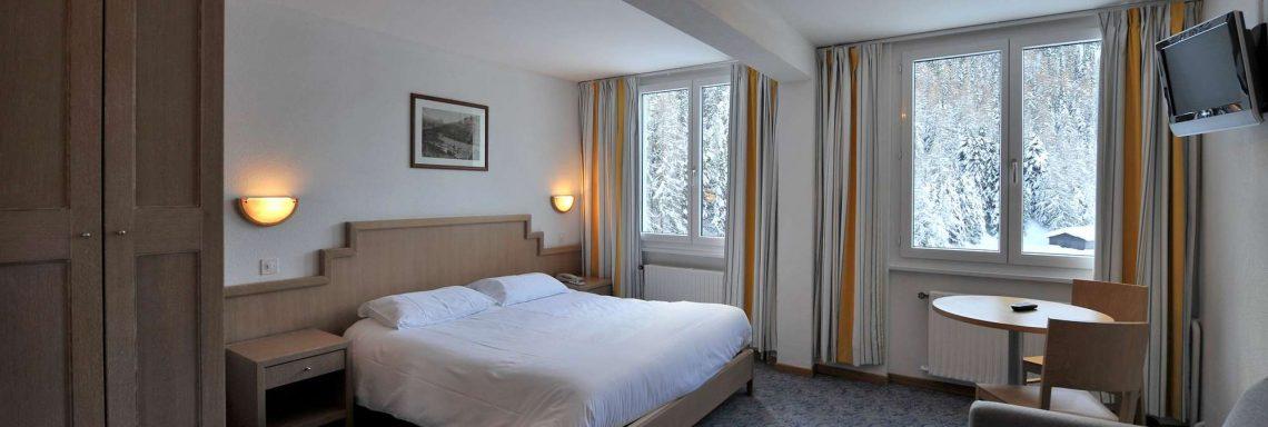 Club Med Saint-Moritz Roi Soleil, en Suisse - Chambre supérieure offerte pour la famille
