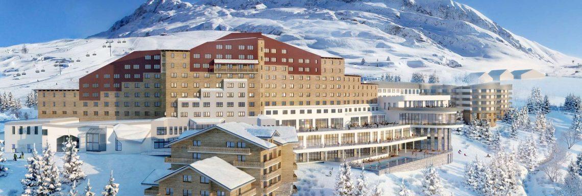 Club Med Alpes d'Huez en France Meilleur prix Alpes françaises