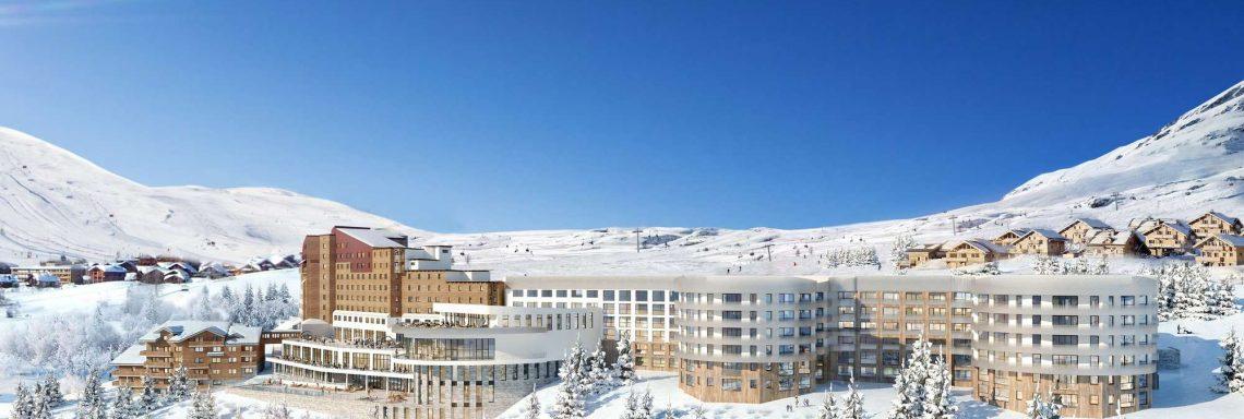 Club Med Alpes d'Huez en France - Skiez  meilleurs prix vallée des écrins