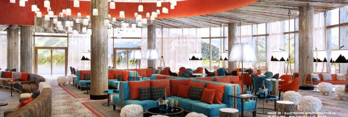 Club Med Alpes d'Huez en France - Bar