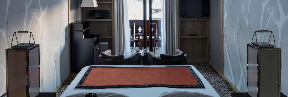Club Med Valmorel, en France - Vue intérieure d'une suite