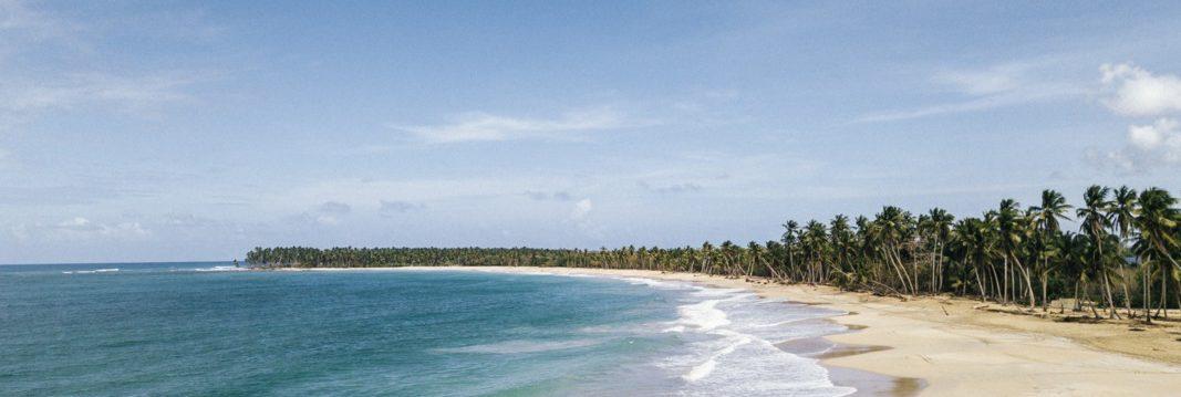Club Med Michès Playa Esmeralda, en République Dominicaine - Vue de la plage sauvage de Michès