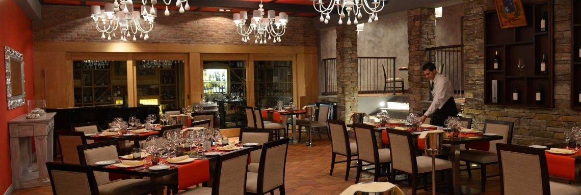 Club Med Pragelato Vialattea, en Italie - La Tana un des multiples restaurants offerts
