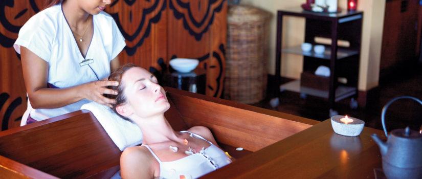Expérience de bien-être et de relaxation au Spa