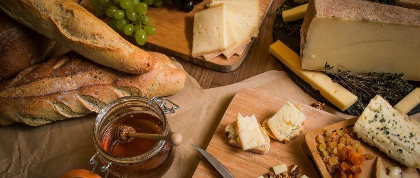 Image d'un plateau de fromage