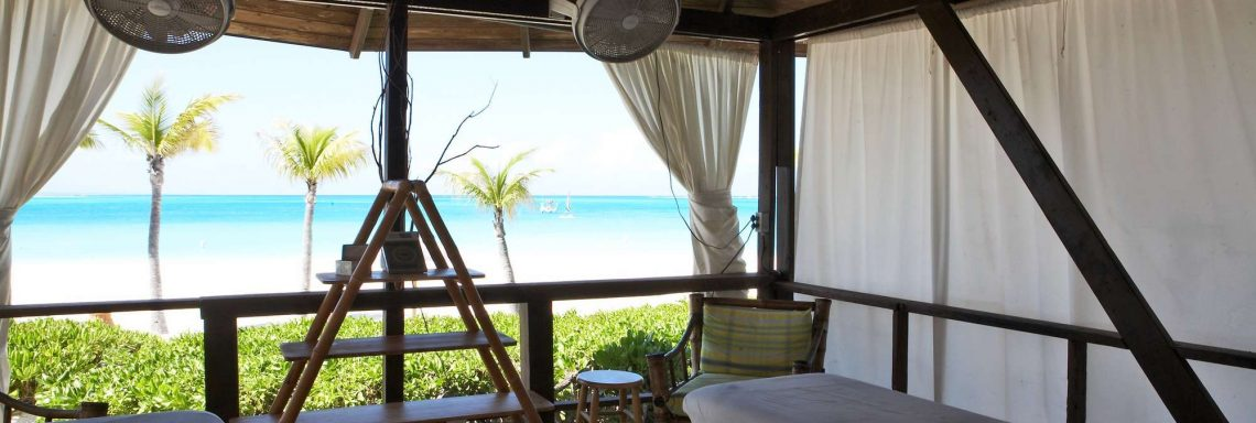 Massage dans un environnement relaxant et unique