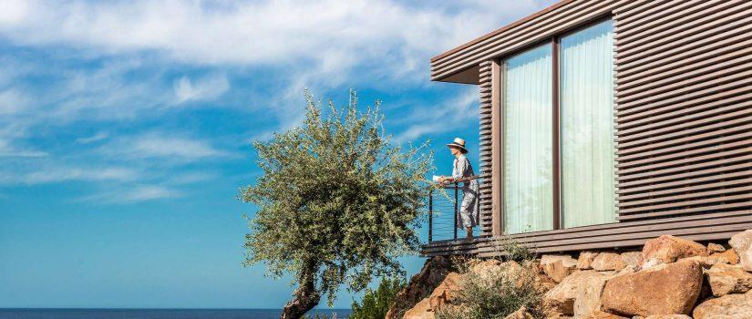 Club Med Cefalù en Italie - Hébergement emplacement extérieur
