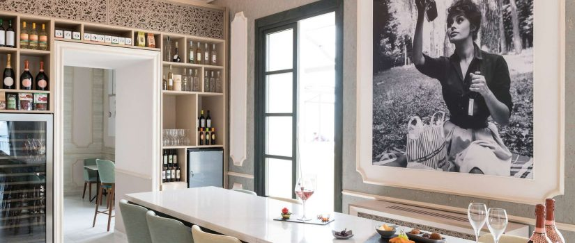 "Club Med Cefalù en Italie - Lounge "" Il Palazzo Gourmet "" vue"
