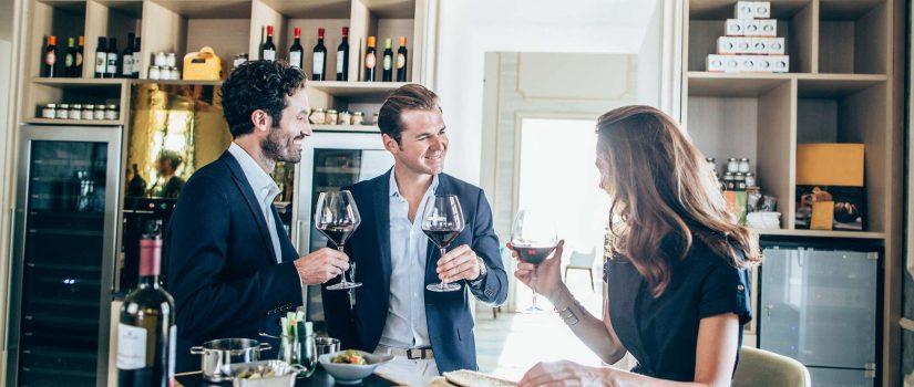 Club Med Cefalù en Italie - Dégustation de vins