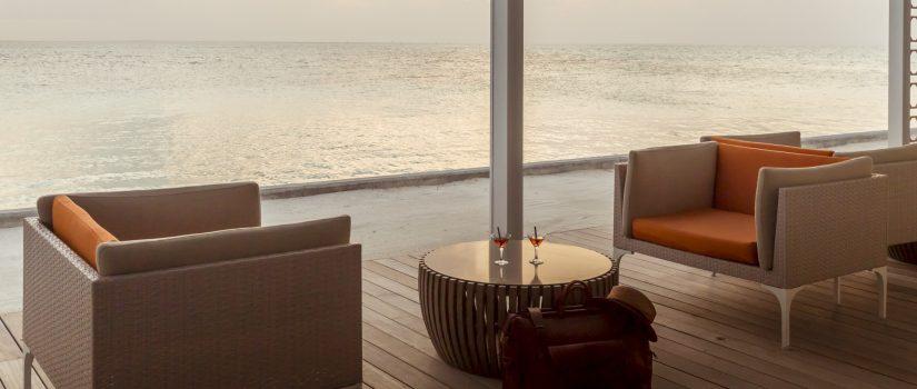Club Med Kani, aux Maldives - Hébergement avec terrasse et vue panoramique