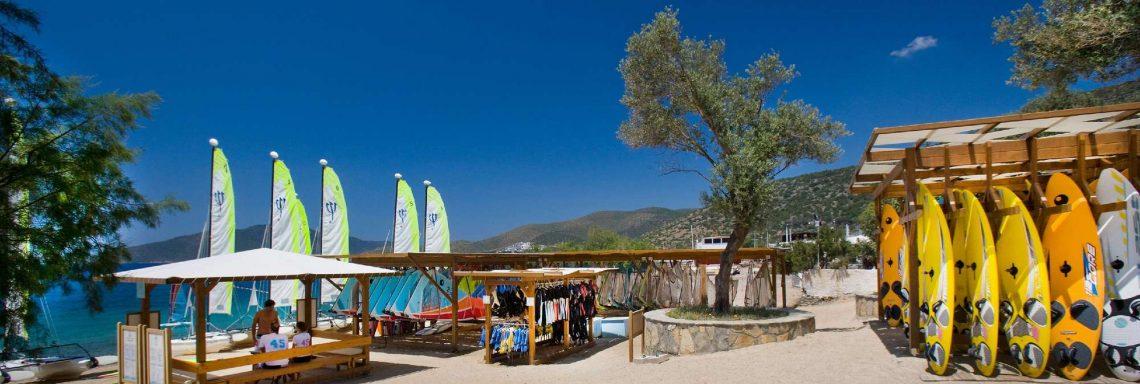 Club Med Turquie Bodrum - Activités nautiques