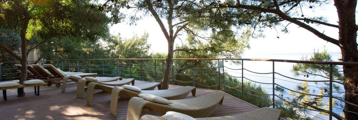 Club Med Turquie Bodrum - Aires de détente