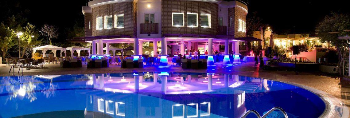 Club Med Turquie Bodrum - BAR PRINCIPAL – EPHÈSE