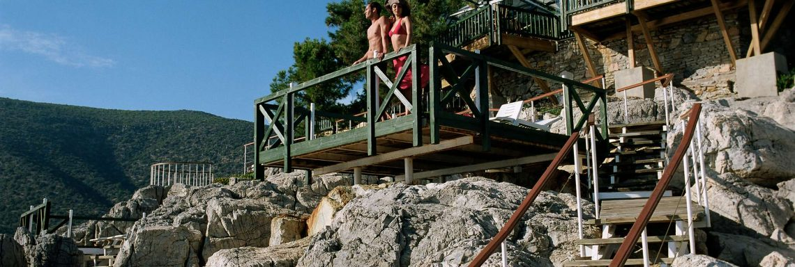 Club Med Turquie Bodrum - Terrasses