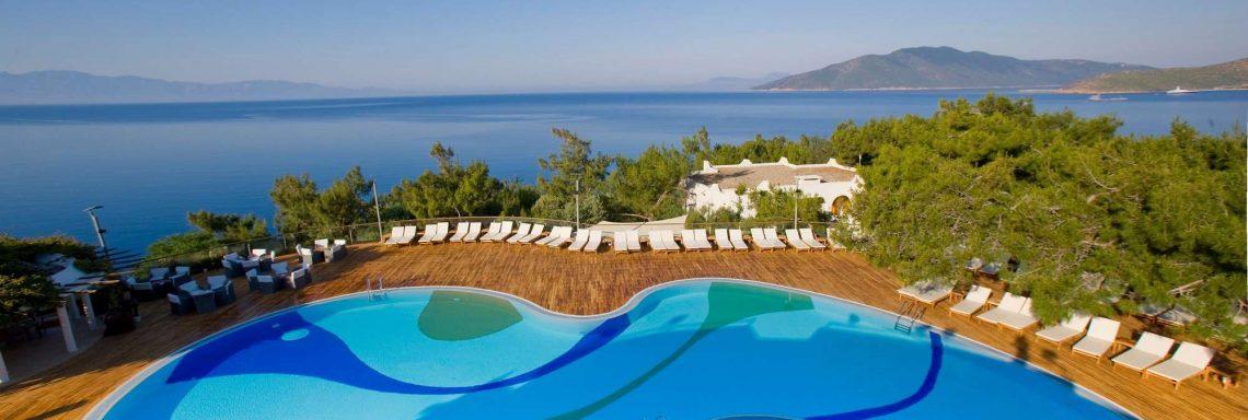 Club Med Turquie Bodrum - Piscines