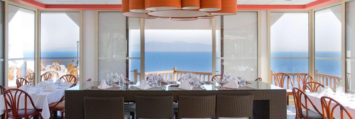 Club Med Turquie Bodrum - Restaurants luxueux avec services