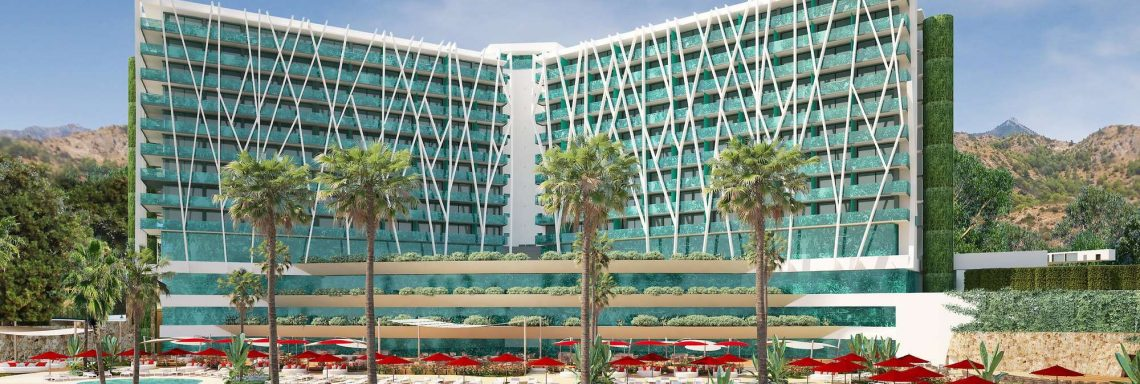 Club Med Magna Marbella - Le complexe