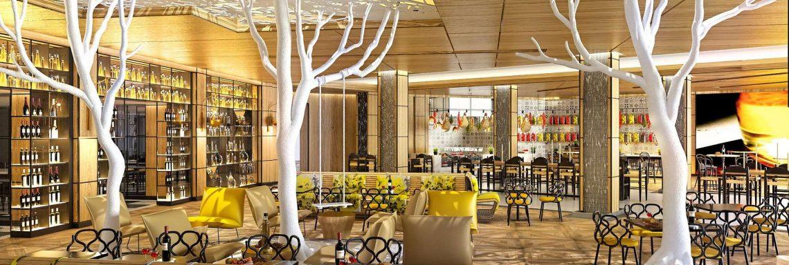 Club Med Magna Marbella - Ambiance lounge et de la musique live