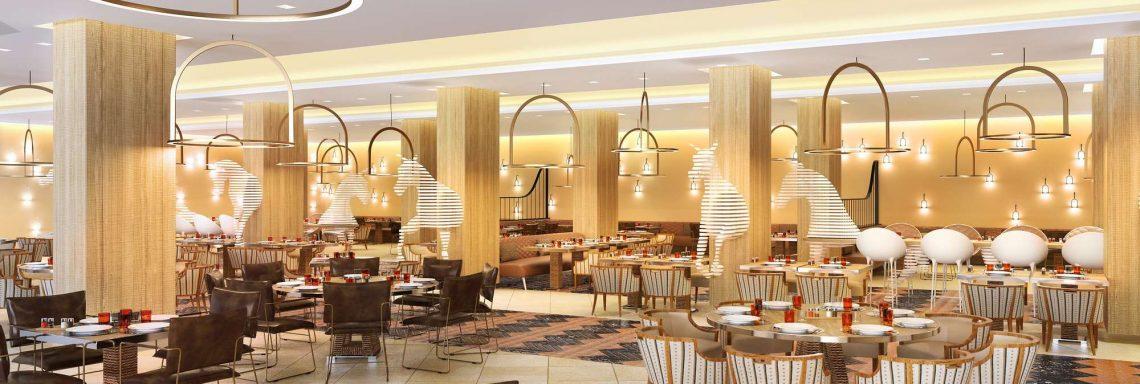 Club Med Magna Marbella - La gastronomie à son meilleure