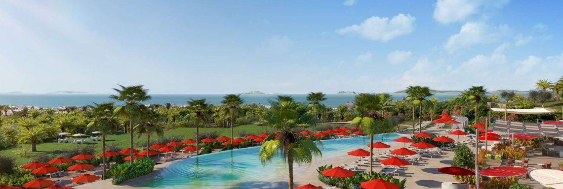 Club Med Magna Marbella - Piscines extérieures