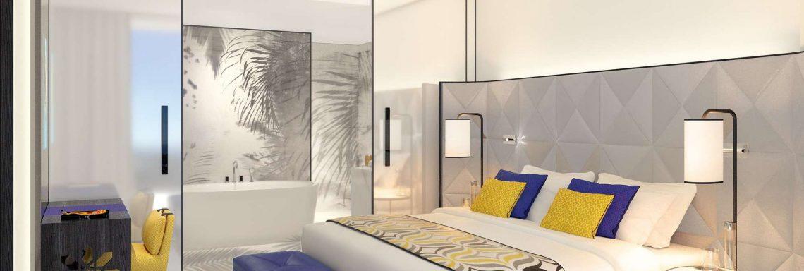 Club Med Magna Marbella - Suites avec blacons