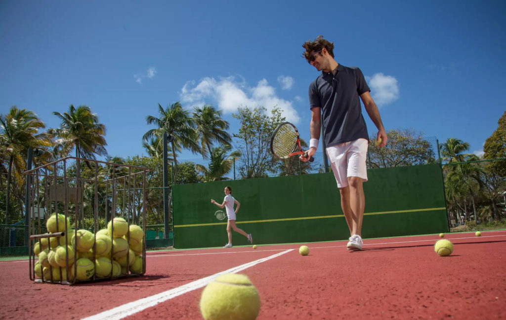 Club Med ecole de tennis
