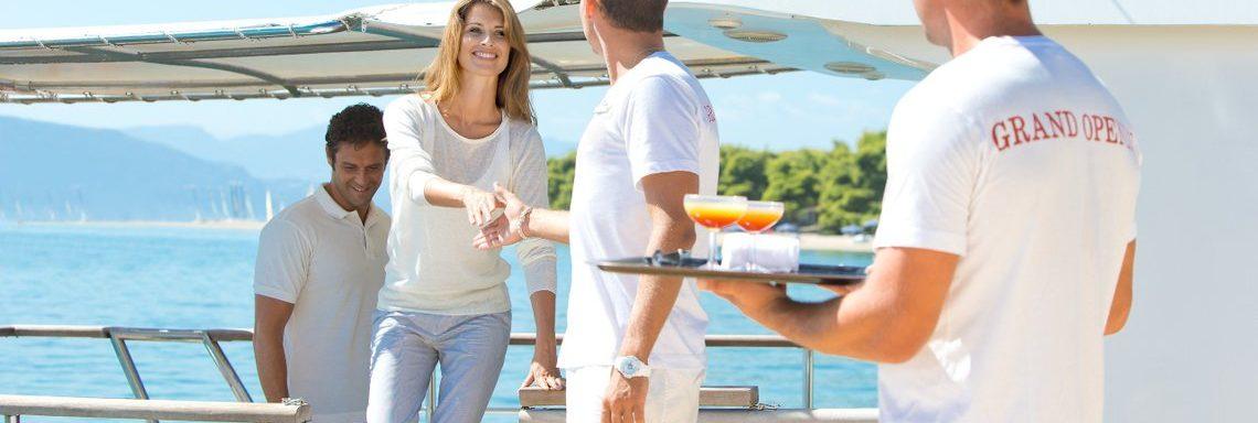 Club Med Gregolimano Grèce - Excursions tout inclus