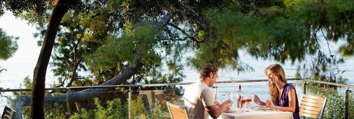 Club Med Gregolimano Grèce - Restaurants et terrasses
