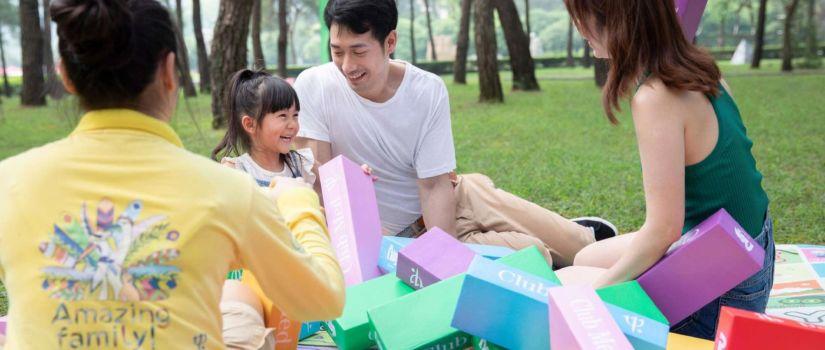 Laissez libre court à votre imagination dans nos espaces pour les enfants
