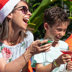 Célébrez les fêtes de fin d'année au soleil !